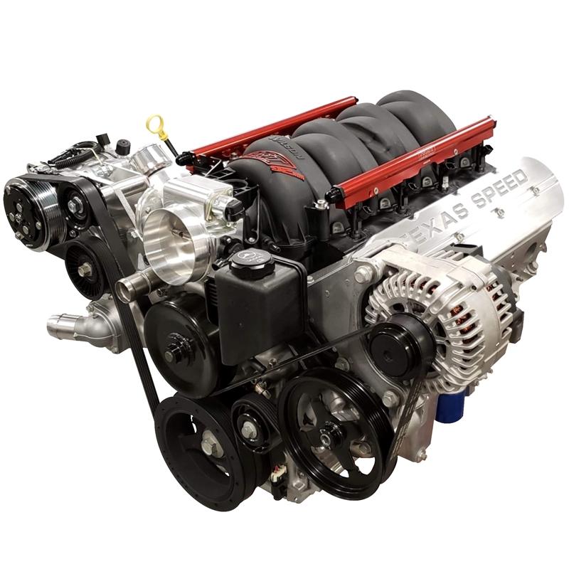 Ls Engine Specs >> Texas Speed Performance 383 Cid Ls1 Turn Key Package