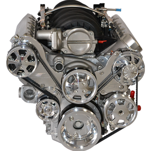 TSP 418 CID 600 HP LS3 Turn-Key Package