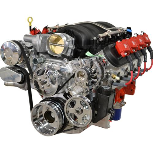 Texas Speed Performance 427 Cid 630 Hp Lsx Turn Key Package