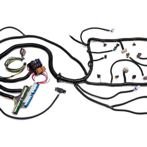 PSI 03 - '07 VORTEC W/ 4L60E STANDALONE WIRING HARNESS (DBW) Psi Wiring Harness on aftermarket engine wiring harness, delta harness, pac harness, weasel harness, hitachi harness,