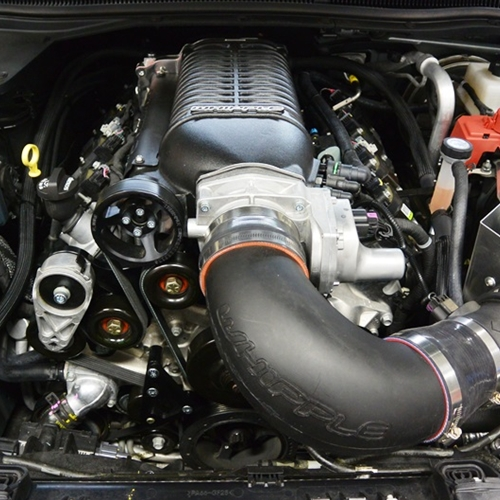 Whipple 2 9L Complete Supercharger System, 2014+ SS Sedan