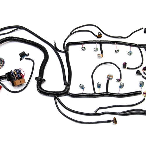 psi 06 13 gen iv ls2 ls3 w 4l60e standalone wiring harness dbc rh texas speed com gm ls3 wiring harness gm performance ls3 wiring harness