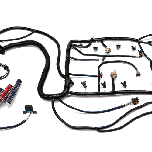 psi 97 02 ls1 w 4l60e standalone wiring harness dbc rh texas speed com psi wiring harness reviews psi wiring harness reviews