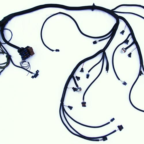 psi ls w t standalone wiring harness dbw