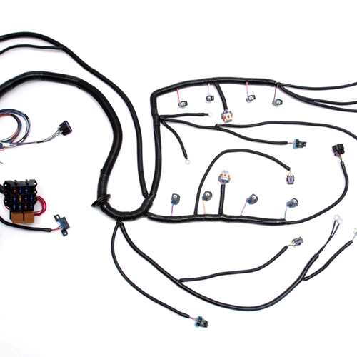 4537 psi '09 '13 lh6 ly5 lmg lh8 (5 3l) standalone wiring harness w 4l60e Mass Air Flow Sensor Location at n-0.co