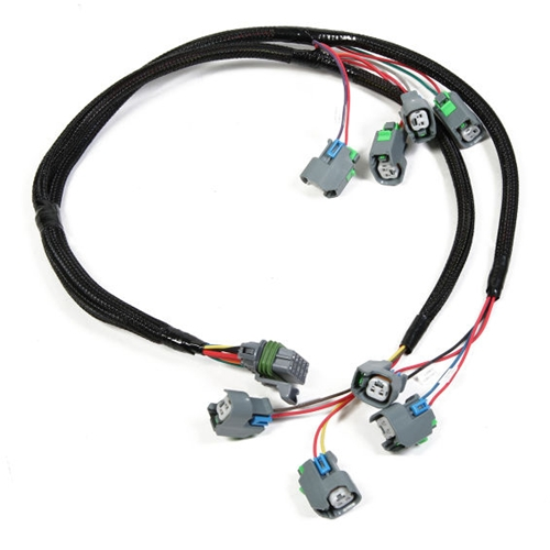 Holley LSx Injector Harness for HP EFI & Dominator EFI