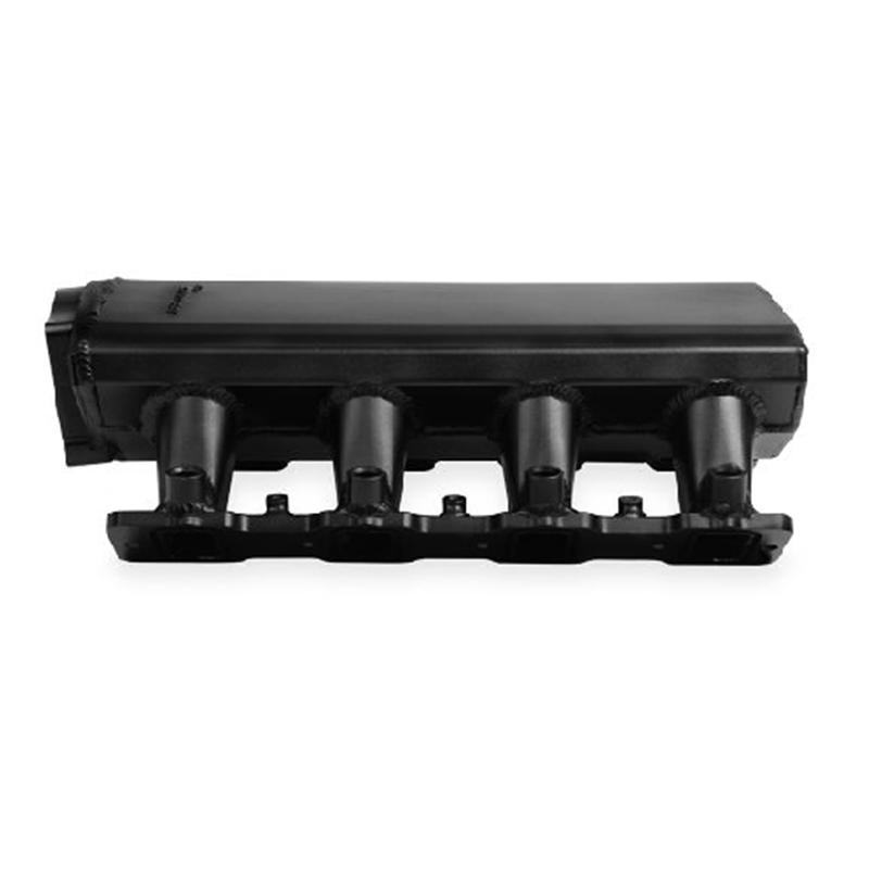 Holley 820112 Black Low Profile Sniper EFI Sheet Metal Fabricated Intake  Manifold, LS1/2/6 w/ 102mm TB Opening & Fuel Rail Kit