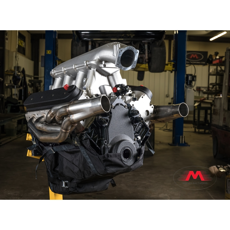 Motion Raceworks LS1 Engine Diaper For Motor Plate, With or Without ...