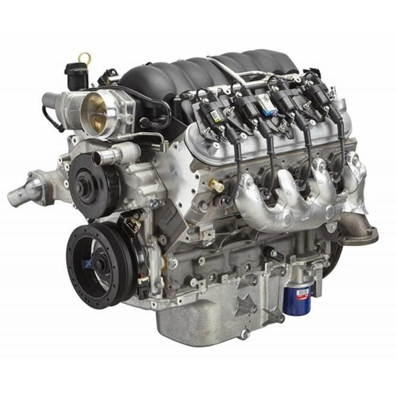 Gm Crate Engines >> Gm Chevrolet Performance Ls 376 525 Long Block Crate Engines