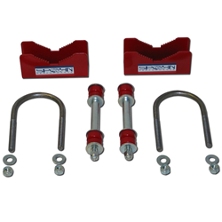 Spohn Aftermarket Rear Sway Bar Install Kit