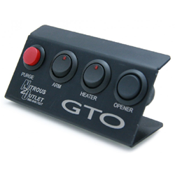 Nitrous Outlet Custom GTO Switch Panels