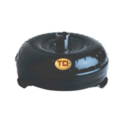 TCI 4L60E Super Street Fighter Torque Converter with Billet Cover, 3500 Stall Speed, 2.7:1 STR