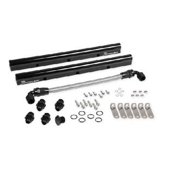 Holley 850004 EFI Fuel Rail Kit for Holley Sniper LS7 Manifolds