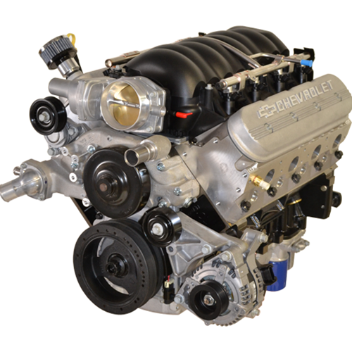 Texas Speed & Performance 408 CID 580 HP LQ9 Turn-Key Package