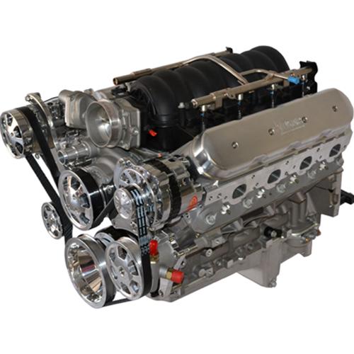 Texas Speed & Performance 376 CID 570 HP LS3 Turn-Key Package