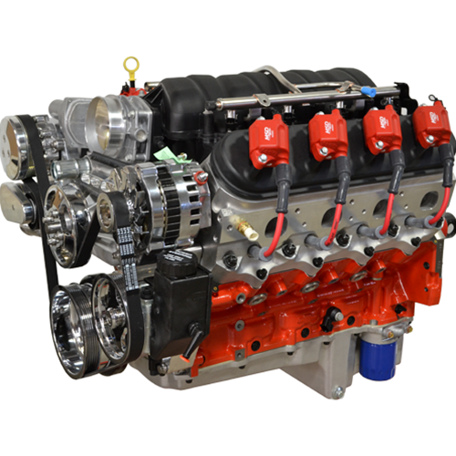 Texas Speed & Performance 454 CID 650 HP LSx Turn-Key Package