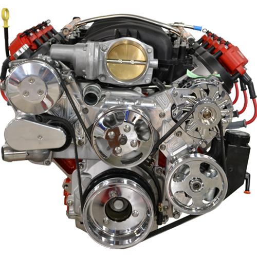 Texas Speed & Performance 454 CID 700 HP LSx Turn-Key Package