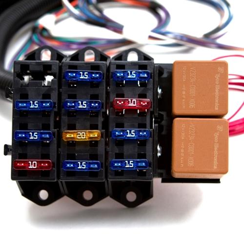 PSI 05 - '07 LS2 (6.0L) 58X STANDALONE WIRING HARNESS W/4L60E | Psi Wire Harness |  | Texas Speed