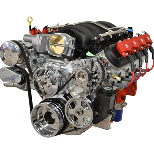 Turn-key LS Engine Packages
