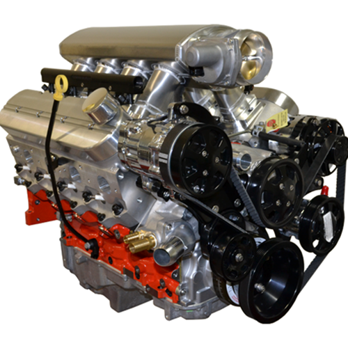 Texas Speed & Performance 468 CID 710 HP LSx Turn-Key Package