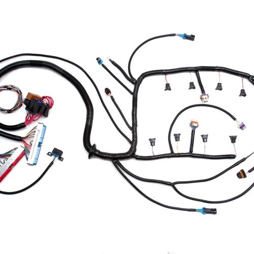 psi 97 02 ls1 w t56 standalone wiring harness dbc