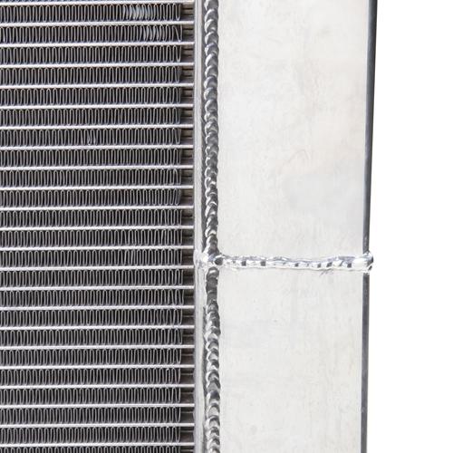 1964 Chevrolet Chevelle Holley Frostbite Aluminum Radiator 68 72 Gm