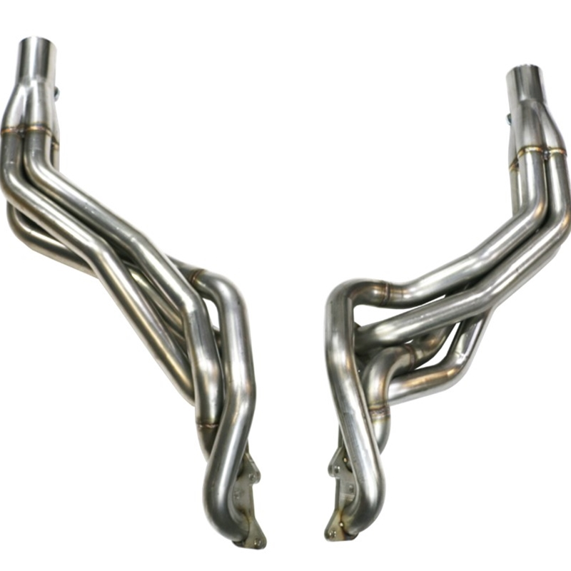 TSP 2015+ Mustang 5 0L GT Headers and Catted Connection Pipes