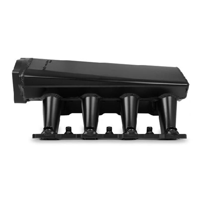 Holley 820032 Black Sniper EFI Sheet Metal Fabricated Intake Manifold,  Hi-Ram LS1/2/6 w/ 92mm TB Opening & Fuel Rail Kit