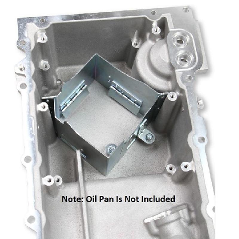 Hladnjak ulja, pregrade u karteru i druga resenja za bolje podmazivanje motora 5707_3_