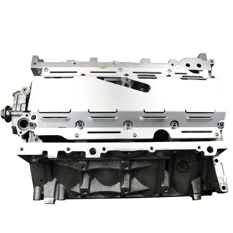 Improved Racing LS7 C6 Corvette Z06 Crank Scraper & Windage Tray Kit