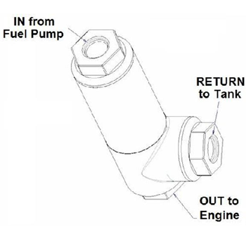 Holley Fuel Filter